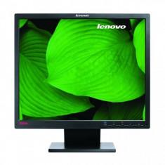 Monitor 19 inch LCD Lenovo L1900P, Black, 3 Ani Garantie - Monitor LCD Lenovo, 1280 x 1024
