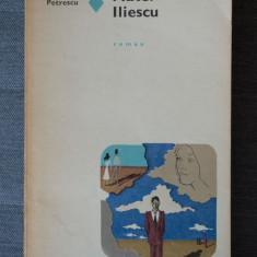 Radu Petrescu - Matei Iliescu (ediția a 2-a, editura Eminescu)
