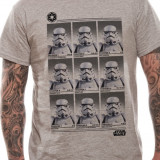 Tricou Star Wars - Trooper Yearbook - Tricou barbati, Marime: M