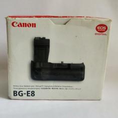 Battery grip Canon BG-E8 in cutie