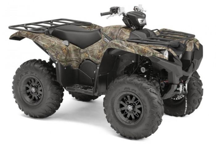 Yamaha Grizzly 700 EPS Camo '18