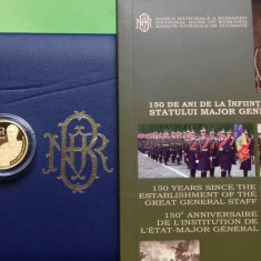 Moneda BNR Aur 100 lei 2009 - Moneda Romania