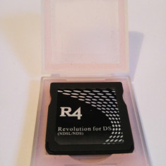 Card Adaptor Micro Sd R4 Revolution for DS (NDSL/NDS) Nintendo Ds, Card memorie