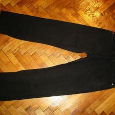 Blugi Levis 501 -Marimea W33xL34 (talie-85cm, lungime-111cm) - Blugi barbati Levi's, Culoare: Negru, Prespalat, Drepti, Normal