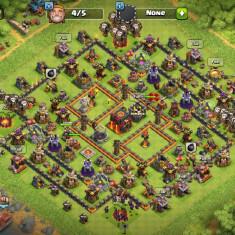 Cont clash of clans TH10 - Joc PC