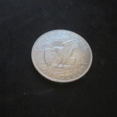 Moneda one dollar an 1971 c19, America de Nord