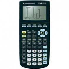 Calculator de birou Texas Instruments TI004253 Black