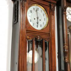 Ceas de perete cu pendula Junghans 1919