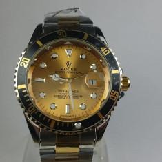 Ceas Rolex Submariner barbatesc NOU elegant metalic - Ceas barbatesc, Casual, Quartz, Otel, Data, Analog