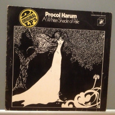 PROCOL HARUM - A WINTER SHADE OF PALE + A SALTY DOG -2LP (1973/CUBE/RFG) - Vinil - Muzica Rock Columbia