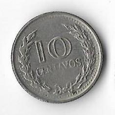 Moneda 10 centavos 1971 - Columbia, America Centrala si de Sud