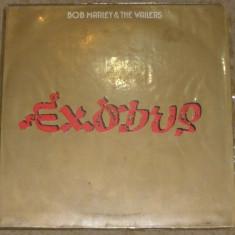 Vinyl/vinil Bob Marley – Babylon By Bus, discul 1 in coperta de la Exodus - Muzica Reggae