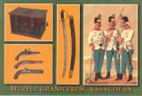 Carte postala CP BN023 Nasaud - Muzeul Graniceresc Nasaudean