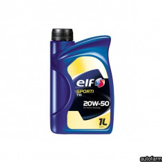 ELF SPORTI TXI 20W-50- 1L ELF 25979 - Ulei motor