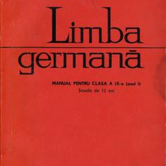 Limba germană clasa a IX-a Anul I - Curs Limba Germana didactica si pedagogica