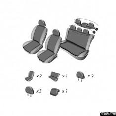 SET HUSE SCAUN DACIA LOGAN SEDAN 2004 UMBRELLA 45908 - Husa scaun auto