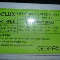 Sursa PC 450W DeLux