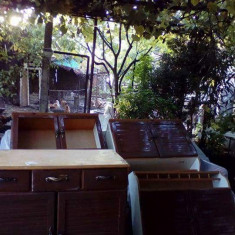 Mobila bucătărie dormitor și canapea extensibilă