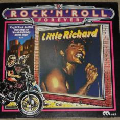 Vinyl/vinil Little Richard – Rock 'n' Roll Forever, Germany 1977, impecabil - Muzica Rock & Roll