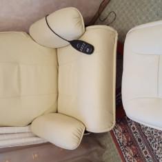 Fotoliu cu masaj