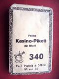 Carti  vechi  de   joc Ferd.Piatnik & Sohne