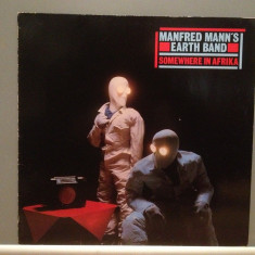MANFRED MANN'S EARTH BAND - SOMEWHERE IN AFRIKA (1982/BRONZE/RFG) - Vinil/NM+