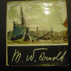 Max W Arnold - Catalog expozitie - 1970, Alta editura