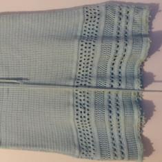 Fusta tricotata benetton, Marime: Universal, Culoare: Bleu