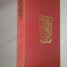 JUDETELE PATRIEI DAMBOVITA Monografie