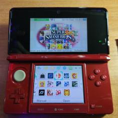Nintendo 3ds, modat, card 16gb, Pokemon Moon +Alpha + Super Mario Bros