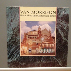 VAN MORRISON - LIVE AT THE GRAND OPERA(1984/MERCURY/RFG) - Vinil/Impecabil (NM+) - Muzica Blues Polydor