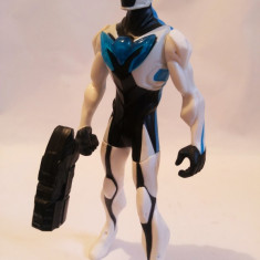 Figurina Mattel Max Steel Arctic Attack 2012, action figure, 16 cm