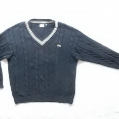 Bluza tricotata Lacoste Sport; marime 7 (XXL), vezi dimensiuni exacte; ca noua - Bluza barbati, Culoare: Din imagine