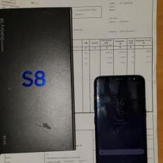 Samsung Galaxy S8 - Telefon Samsung, Negru, Neblocat, Single SIM