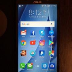 Asus Zenfone2 ze551ml - Telefon Asus, Auriu, 32GB, Neblocat, 4 GB