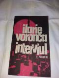 ILARIE VORONCA INTERVIUL/TD