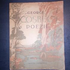 GEORGE COSBUC - POEZII (1958, ilustratii de A. Demian)