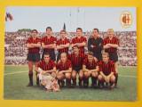 Foto fotbal veche de colectie - AC MILAN (1965)