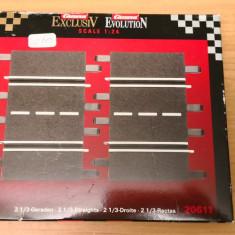 Carrera Evolution Piste drepte 2 buc 21-3 - Set de constructie, Baiat