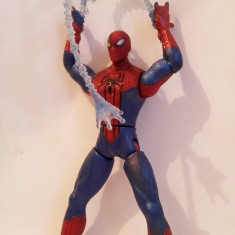 Figurina Spiderman Hasbro Marvel 2012 action figure, 17 cm