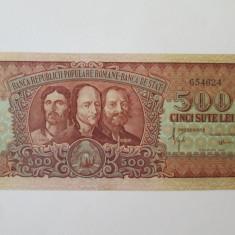 500 Lei 1949 in stare foarte buna - Bancnota romaneasca