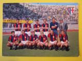Foto fotbal veche de colectie - FC BOLOGNA (campioana Italiei 1963-1964)