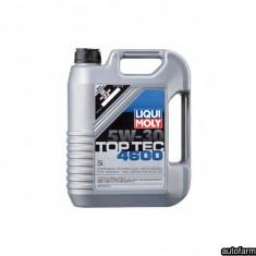LIQUI MOLY TOP TEC 4600 5W-30- API SM/CF;OPEL DEXOS2- 5 L LIQUI MOLY 3756 - Ulei motor