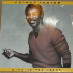 Vinyl/vinil George Benson – Give Me The Night, Germany 1980, VG+ - Muzica Rock & Roll