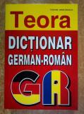 I. Sireteanu, E. Tomeanu - Dictionar german-roman de buzunar