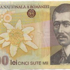 Romania 500000 lei 2000 - Ghizari, (006B1942850) P-115 - Bancnota romaneasca