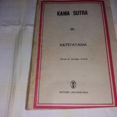 KAMA SUTRA/TD - Carti Hinduism