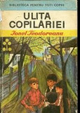 Ionel Teodoreanu Ulita Copilariei, Ionel Teodoreanu