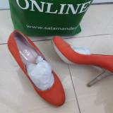Pantofi dama de piele naturala