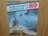 ALMANAHUL COPIILOR ANUL 1989